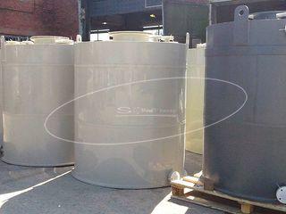 Емкости для хранения кислот и щелочей