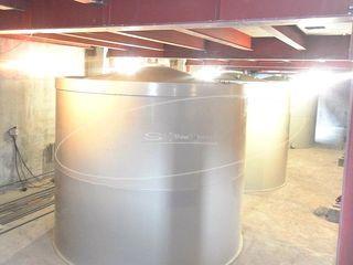 Емкости для промывных щелочных и кислотных стоков для НПП Радиосвязь