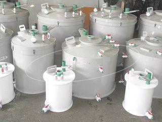 Реакторы для приготовления растворов