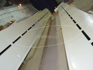 7 метровые бортовые отсосы с заслонкой