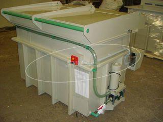 Гальванические ванны из полипропилена для различных процессов