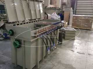Электролизная ванна с комплектом электродов