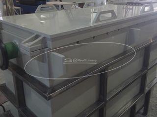 Электролизная ванна из полипропилена
